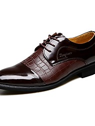 Men's Oxfords Comfort Office & Career Casual Low Heel Walking