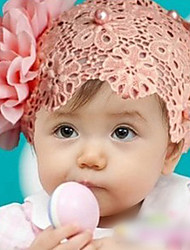 Kid's Cute Baby  Knitting Turban Pink  Headbands