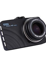 Nuovo y18 3 dvr dell'automobile lcd fhd 1080p 140 gradi di veicolo multi-lingua videocamera spettacolo videocamera digitale