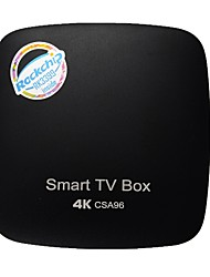 Xiaomi RK3399 Android Box TV,RAM 4Go ROM 32Go Huit Cœurs WiFi 802.11n Bluetooth 4.0
