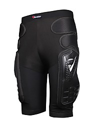 Cycling Pants Men's Bike Shorts Protective PE PVC LYCRA® Sports Cycling/Bike Cross-Country Motobike/Motorbike Team Sports