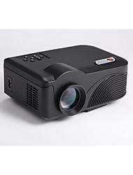 4018 LCD WVGA (800x480) Projecteur,LED 1200 Mini Projecteur