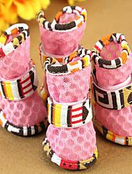 Коты Собаки Ботинки и сапоги Зима Лето Весна/осень Милые Свадьба Мода На каждый день Спорт Хэллоуин Рождество Новый год ОднотонныйКрасный