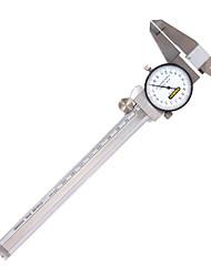 Штангенциркуль штангенциркуль 0-150мм нержавеющая сталь