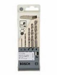 Bosch hss-g1 / 4 шестигранная деревянная сверло (2/3/4/5/6) 5 шт. 2608595525 / сумка