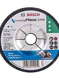Bosch Angle Polishing Sheet -Metal Grinding 100*16.0*4Mm Cutting Chip /10 Pcs