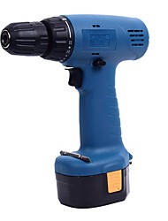 Восток в 9,6-вольтный заряд дрель 10 мм электрическая отвертка с двумя группами батарей j0z-ff05-10