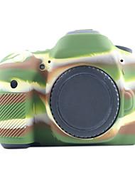 Etuis-Une épaule-Appareil photo numérique-Canon--Jaune Noir Vert