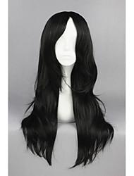 Naruto-Orochimaru Black Straight Anime 26inch Cosplay Wigs CS-162A