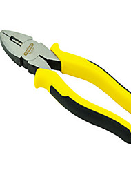 Hongyuan / mantenha o estilo europeu 8 alças de alicate de aço amarelo alça de punho 8200mm