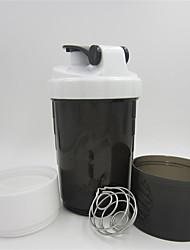 1pcs 3 протеина порошок шейкер чашки спортивные чашки воды паука бутылка портативный