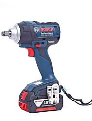Bosch 18v chave de choque chave recarregável gds 18v-ec 250 versão de metal nu