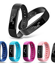 Smart Bracelet Fitness Tracker Step Counter Fitness Band Alarm Clock Vibration Wristband
