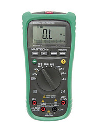 MASTECH MS8260G Auto Range Digital Multimeter ohm voltage and current Capacitance Frequency   Meter with NCV Temperature