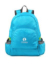 25 L sac à dos Compact Multifonctionnel Vert Bleu Orange