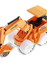Playsets veículos Modelo e Blocos de Construção Maquina de Escavar Metal Plástico