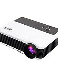 LCD WXGA (1280x800) Proyector,LED 3600 HD Android Wireless Proyector