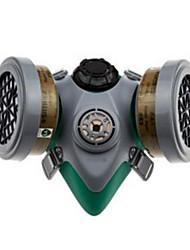 Sata cartucho porta pintura conjunto de equipamentos de proteção contra máscara de gás orgânico / 1