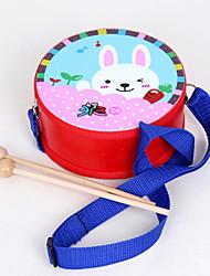 Brinquedos Musicais Brinquedo Educativo para presente Blocos de Construir Forma Cilindrica Madeira 2 a 4 Anos 5 a 7 Anos Brinquedos