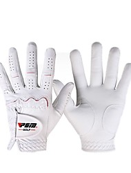 A Pair Of  Ladies' Golf Gloves