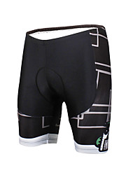 Breathable New Men 's Cycling Shorts Bike TROUSERS With 3 d Pad LycraDK747