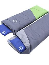 Sac de couchage Rectangulaire Simple -3 15 20 Coton T/C 218X150 Camping Résistant à l'humidité Garder au chaud