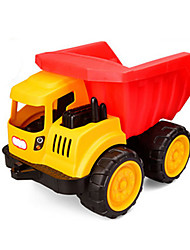 Construction Vehicle Toys Car Toys 1:48 Plastic Yellow Outdoor Fun & Sports