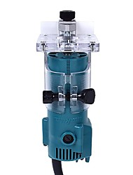 Makita 350w trimmer 1/4 holzbearbeitung trimmer 3703
