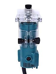 Makita 350w trimmer 1/4 tondeuse à bois 3703