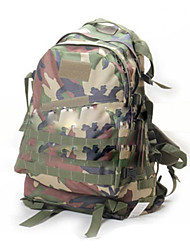 45 L Backpack Hunting Wearable Shockproof Oxford