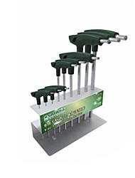 Sata Type T Inner Six Angle Wrench Set 9 Sets Of /1 Sets