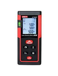 Uni-t ut390b appareil photo numérisé à distance 40m à distance avec distance&Mesure d'angle