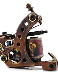 Coil Tattoo Machine Professiona Tattoo Machines Copper  Hand-polished