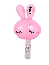 Ballons Urlaubszubehör Rabbit PVC 2 bis 4 Jahre 5 bis 7 Jahre 8 bis 13 Jahre 14 Jahre & mehr