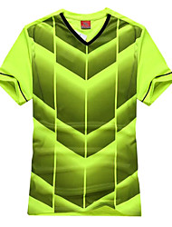 Men's Kid's Soccer Tracksuit Shorts Tops Breathable Quick Dry Spring Summer Fall/Autumn Winter Stripe PolyesterCamping / Hiking Exercise