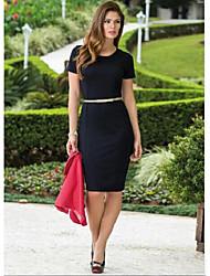 ebay aliexpress novos modelos explosão quente vestido fino