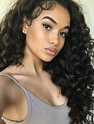 Best Silk Top Glueless Full Lace Human Hair Wigs with Baby Hair Hot Curly Brazilian Virgin Hair Full Lace Wigs for Black Women Natural Hairline