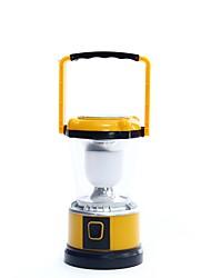 Lanternes & Lampes de tente LED Lumens Mode 18650 Taille Compacte Camping/Randonnée/Spéléologie Extérieur Multifonction
