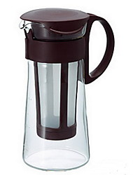 Harriet Heat-resistant Glass Coffee Pot With Filter Teapot Cold Pot