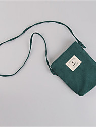 Women's Shoulder Bag Suede All Seasons Casual Sling Bag Magnetic khaki Dark Green Ruby