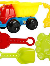 Игрушки для пляжа Грузовик Пластик