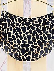 Feminino Cuecas Modeladoras,Sensual Leopardo