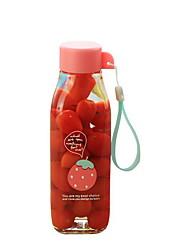 Casual Artigos para Bebida, 420 Vidro Suco Bebida carbonatada Copos Vidro