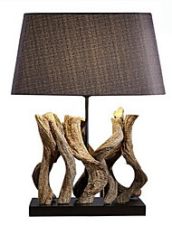 40 Moderne Antique Artistique Rustique Lampe de Table , Fonctionnalité pouravec Utilisation Interrupteur