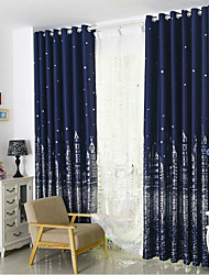 Curtain Other , Color Gradient Living Room Material Blackout Curtains Drapes Home Decoration For Window