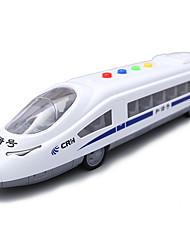 LED Lighting Dollhouse Accessory Train Plastics Kid