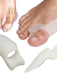 1 Pair Big Toe Separators Nail Art Tool&Foot Type Correction Tool