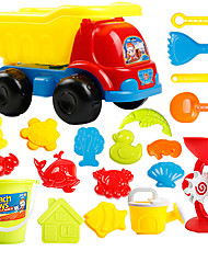 Pretend Play Beach & Sand Toy Plastics