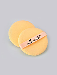 pcs Powder Puff/Beauty Blender Others Round Quadrate