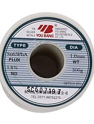 Filo di saldatura attivo serie sn63pba - 2,0 mm - 500 - g / volume
